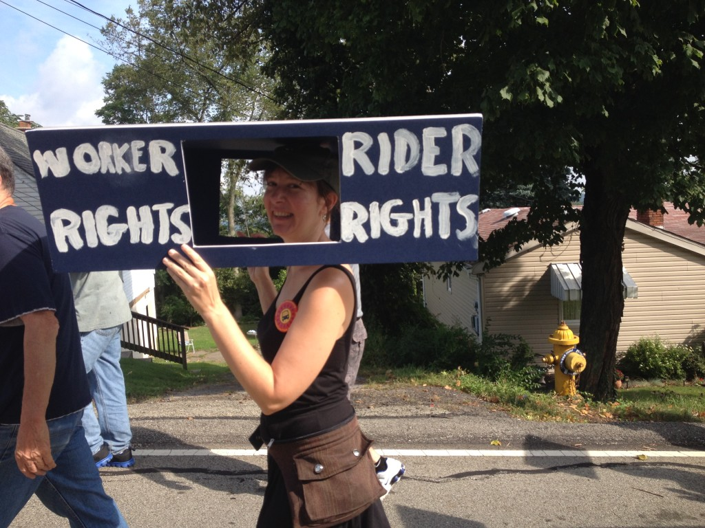 Worker rights rider rights
